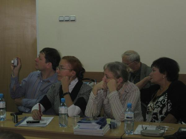 Participants of the Third RSEU Climate Conference