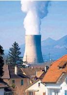 АЭС в Гёсгене, Швейцария